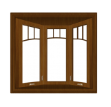 Bay Wood Window