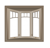 Bay Hybrid Window