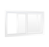 Sliding Vinyl Window