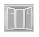 Bay Aluminum Window