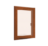 Casement Wood Window