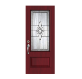 Exterior Dark Cherry Door - CS2248