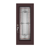 Exterior Chestnut Brown Door - PR2264