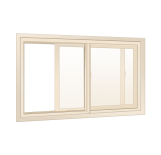Sliding Fiberglass Window