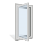 Tilt and Turn Aluminium Window