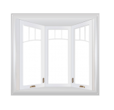 Bay Vinyl Window